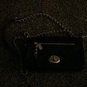 Small crossbody Coach bag